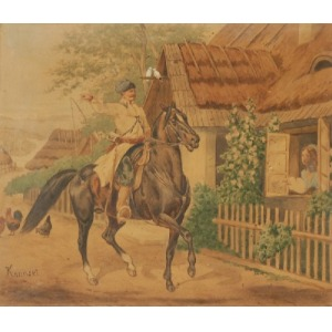 Kajetan KOSIŃSKI (1847-1935), Wieści