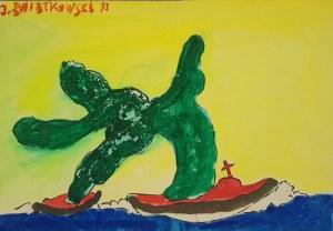 Jerzy Świątkowski, Morski potwor, 1988 r.