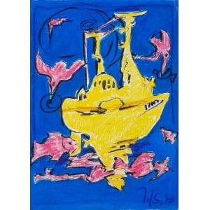 Jerzy Świątkowski, Żółta łódź podwodna, 1970 r.