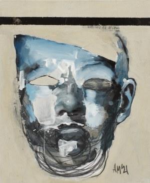 Aleksandra Modzelewska, Maska czy twarz S531, 2021