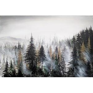 Sylwia Jóźwiak, Zza mgły, 2021