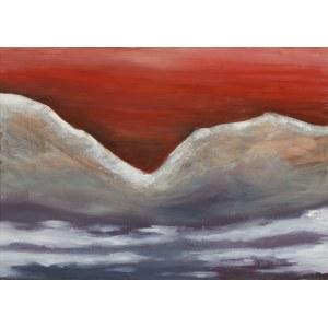 Krzysztof Bucior, Czerwone niebo, 2021