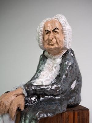 Anna Mańkowska, Bach