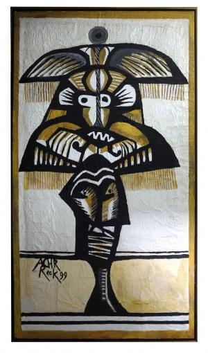 Reck Albert, Fliegendes Vogelsymbol