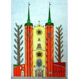 Paweł Garncorz, Katedra w Gdańsku Oliwie