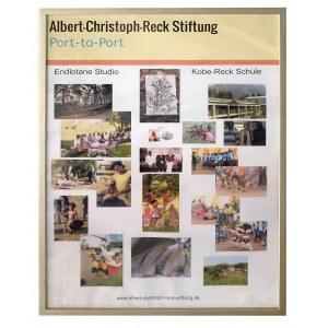 Albert Reck, Wspomnienie z Afryki Port to Port