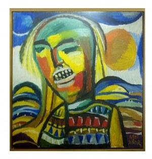 Albert Reck, Phumanga Sikoste - Śmiejący się do wodza