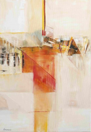 Edward Karczmarski (ur. 1976), Światło Południa XVI, 2021