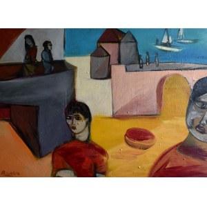 Roman Lasa (ur. 1975), Taras, 2013/2014