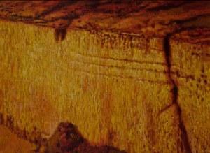 Krzysztof Krzywiński (ur. 1961), Ściana 41 dla KG, 2001