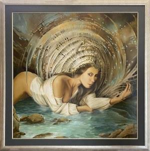 Anastazja Markovych, Narodziny Wenus