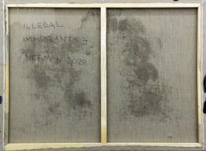 Norman Leto ( 1980 ), Illegal immigrants - 4 2020