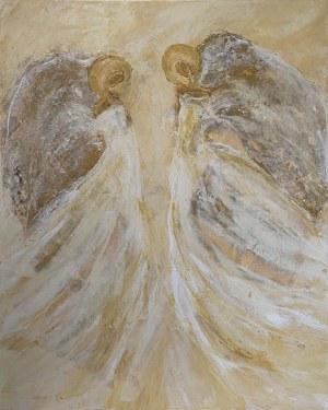 Kinga Chromy, Anioły