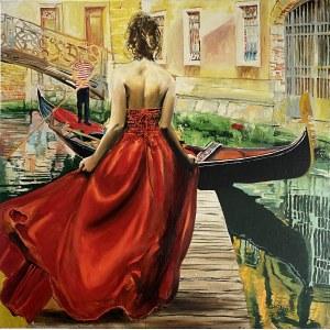 Dariusz Żejmo, Dziewczyna w Wenecji