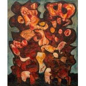 Alfred LENICA (1899 - 1977), Figury w świetle nocy, 1957-1969