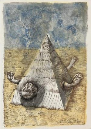 Jan LEBENSTEIN (1930 - 1999), Bez tytułu, nd.