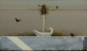Henryk LASKOWSKI ur. 1951, Promień światła i motyle, 2010