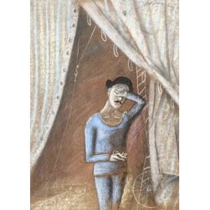 Józef WILKOŃ ur. 1930, Smutek