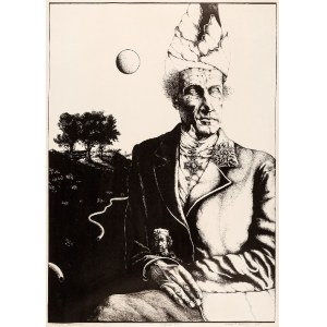 Andrzej A. SADOWSKI, Kolekcjoner Rembrandta, nd.