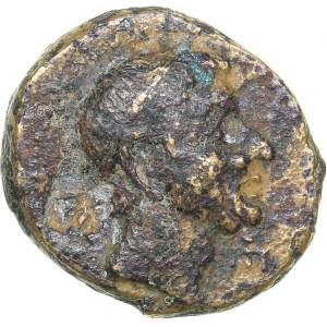 Roman Empire - Coele-Syria - Chalkis ad Libanon Æ - Lysanias (40-36 BC)