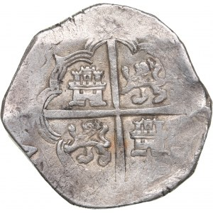 Spain - Sevilla 8 reales ND
