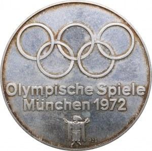 Germany medal 1972 Olympics