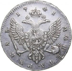Russia Rouble 1741 СПБ