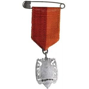 Finland - Russia medalfigure skating silver medal Helsinki 1903Silver 813 X4 (1903)