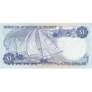 Bermuda 1 dollar 1975