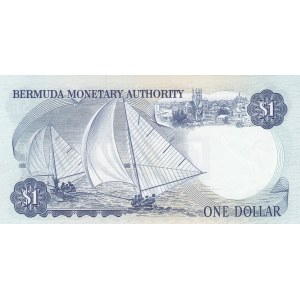 Bermuda 1 dollar 1978