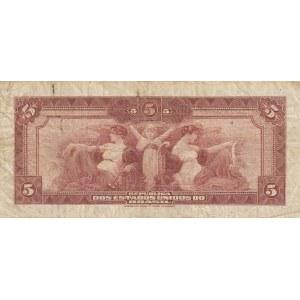 Brazil 5 mil reis 1925