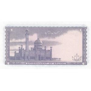 Brunei 1 ringgit 1980