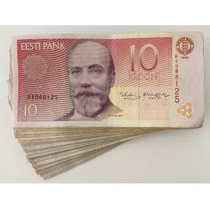 Estonia 10 krooni (100)