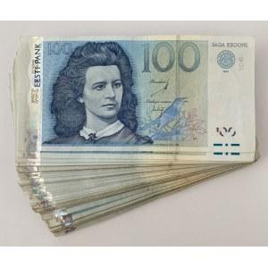 Estonia 100 krooni (100)
