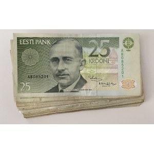 Estonia 25 krooni (49)