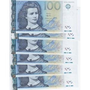 Estonia 100 krooni 1999 (5)