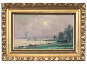 Michał WYWIÓRSKI GORSTKIN (1861-1926), Pejzaż