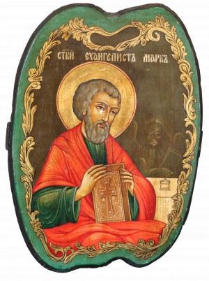 Ikona, Św.Marek ewangelista
