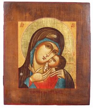 Ikona, Matka Boska z Dziciątkiem