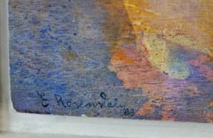 Erna ROSENSTEIN (1913-2004), Kąpiel w wannie (1983)