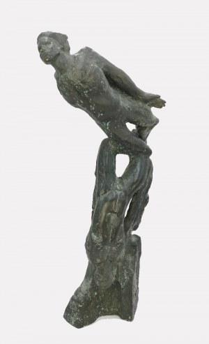 Marian KONIECZNY (1930-2017), Dedal i Ikar, 1968