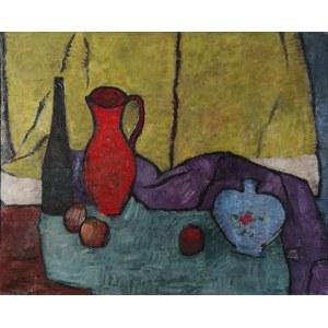 Eugeniusz GEPPERT (1890-1979), Martwa natura, 1958