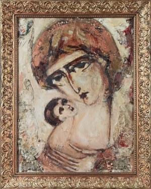 Teresa RUDOWICZ (1928-1994), Madonna, 1982