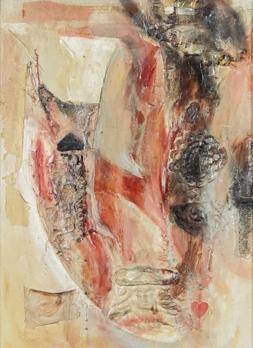 Teresa RUDOWICZ (1928-1994), Kompozycja