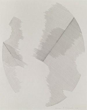 Janusz ORBITOWSKI (1940-2017), Kompozycja, 1991