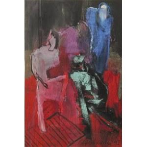 Marek GRABOWSKI (ur. 1955), Bez tytułu, 1992