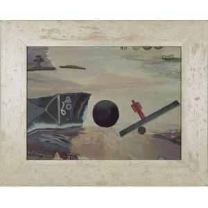 Juliusz NARZYŃSKI (1934-2020), Kompozycja, 2010