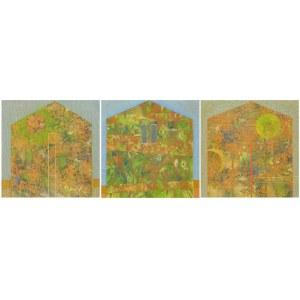 Serge VASILENDIUC (ur. 1972), Summerhouse, Opus I, II, III, 2020