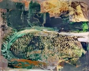 Honorata CHAJEC (ur. 1983), Struktura cienia, 2020