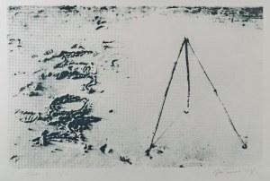 Jan TARASIN (1926-2009), Plaża II, 1979/89